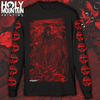 "INTEGRITY ""HOWLING MAN DESCENDS"" LONG SLEEVE SHIRT"