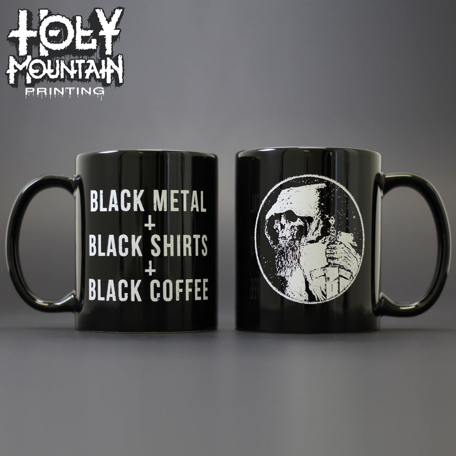 HOLY MOUNTAIN PRINTING COFFEE MUG