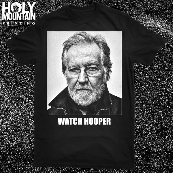 WATCH HOOPER SHIRT