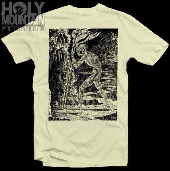 "TIMOTHY HOYER ""MEMENTO MORI"" SHIRT"
