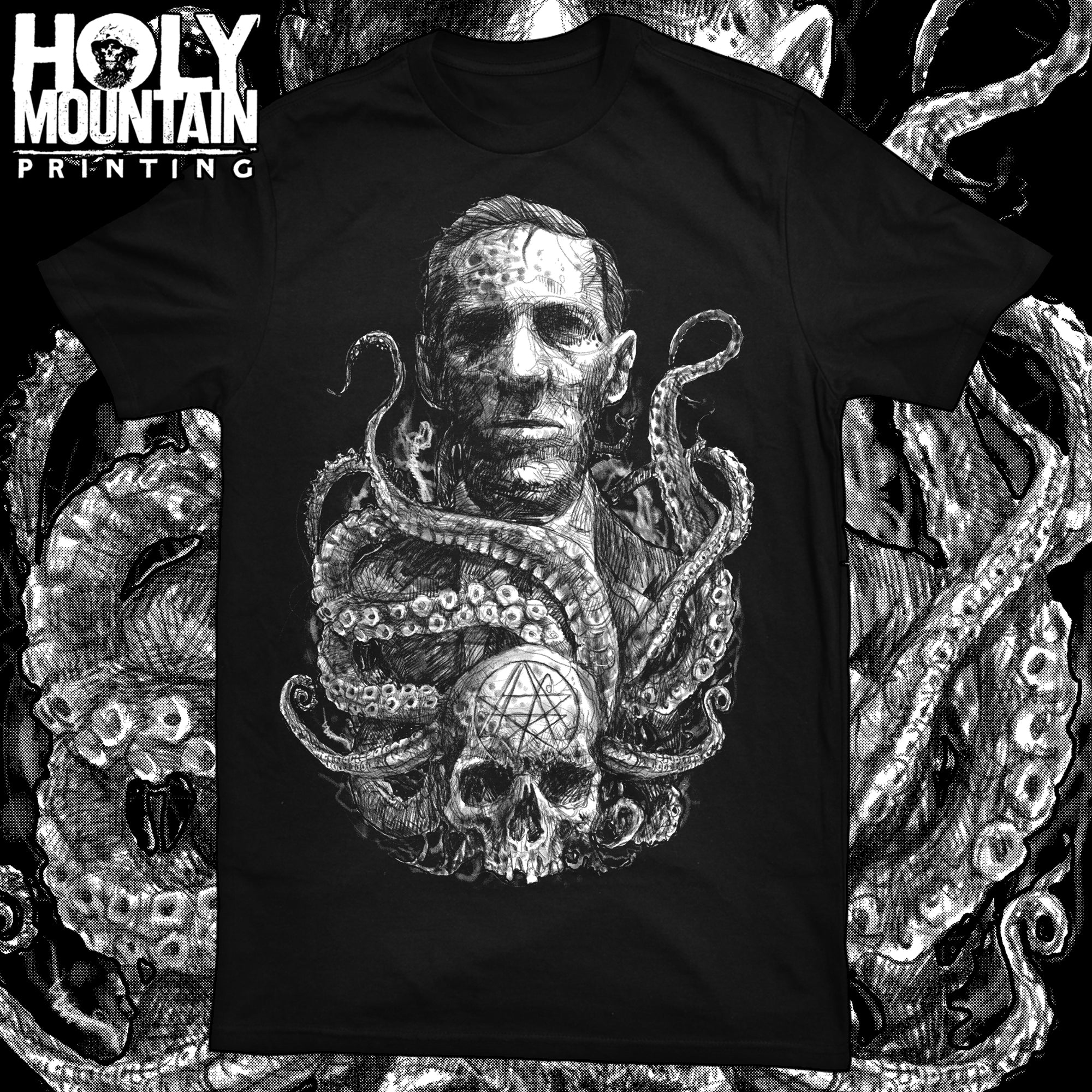 "ABACROMBIE INK ""LOVECRAFT"" SHIRT"