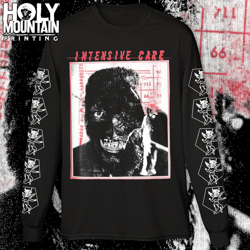 "INTENSIVE CARE ""EXIT STRATEGY"" LONG SLEEVE SHIRT"