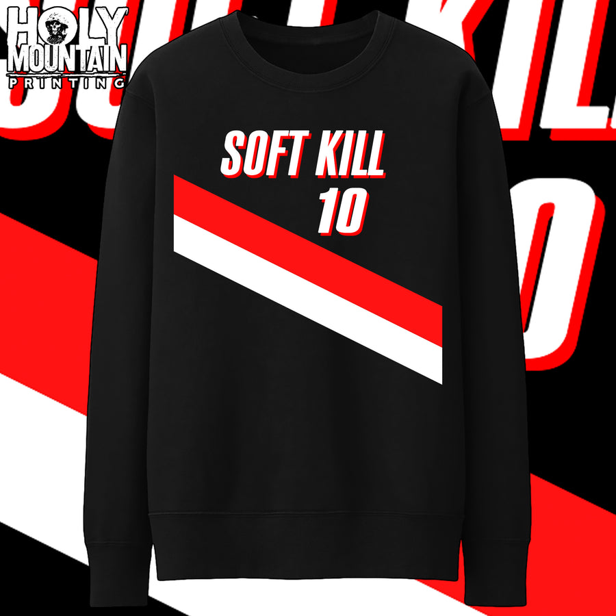 "SOFT KILL ""JAILBLAZERS"" CREWNECK SWEATSHIRT"