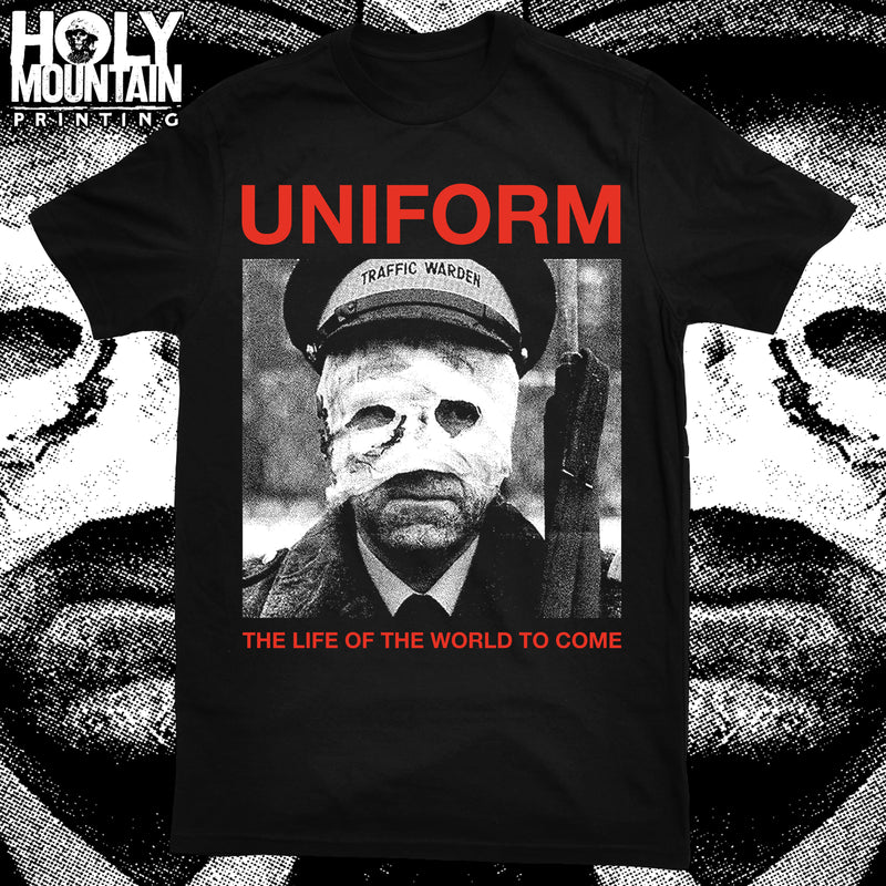"UNIFORM ""WORLD"" SHIRT"