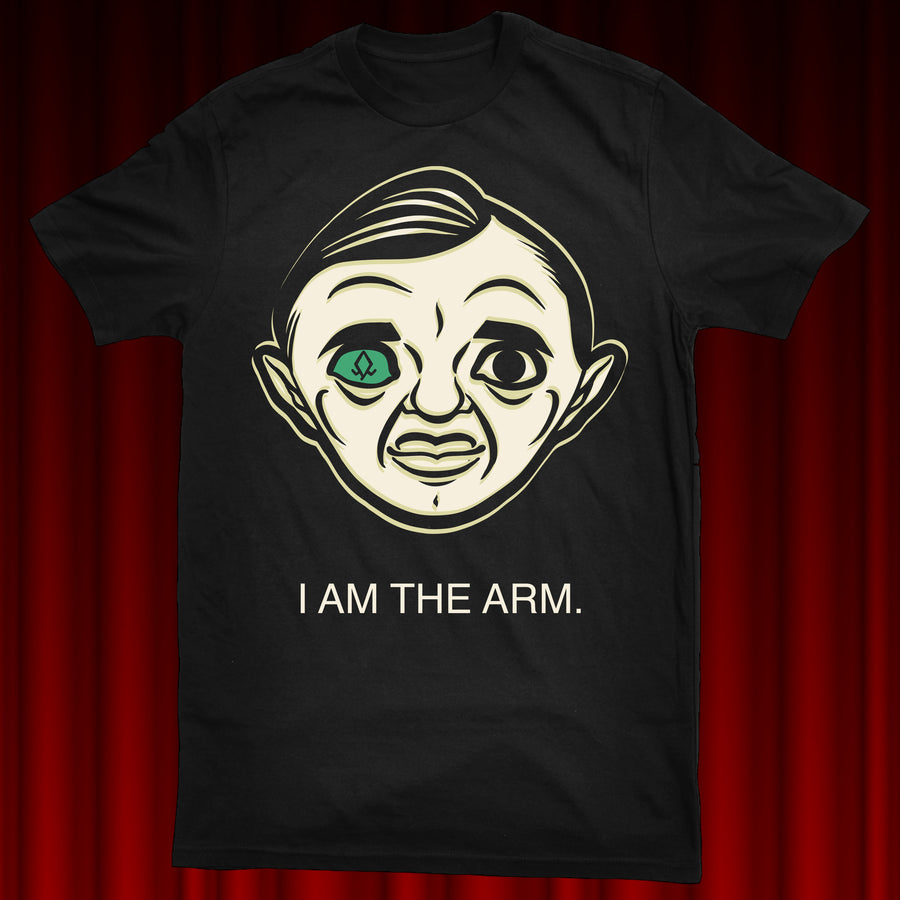 """I AM THE ARM"" SHIRT"