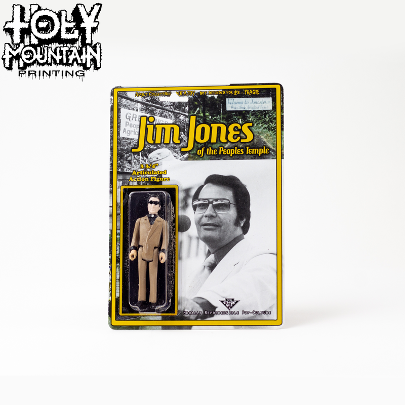 STRAIGHT TO HELL TOY CO - JIM JONES