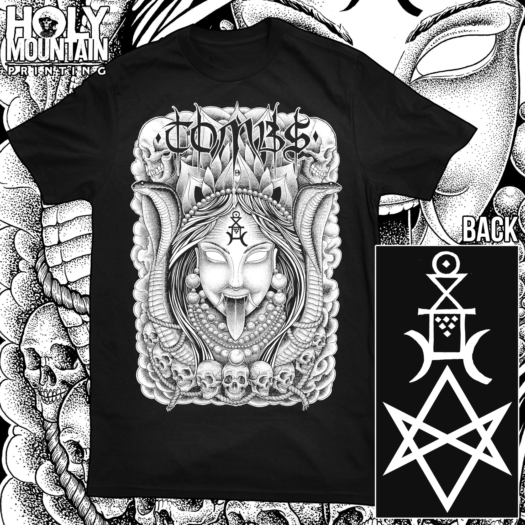 "TOMBS ""KALI"" SHIRT"