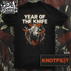 "YEAR OF THE KNIFE ""KNOTFEST"" SHIRT"