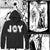 "JOY ""LIFE AND DEATH"" HOODED SWEATSHIRT"