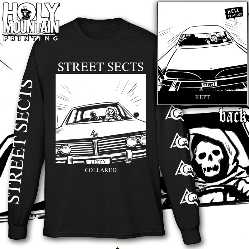 "STREET SECTS ""COLLARED"" LONG SLEEVE"
