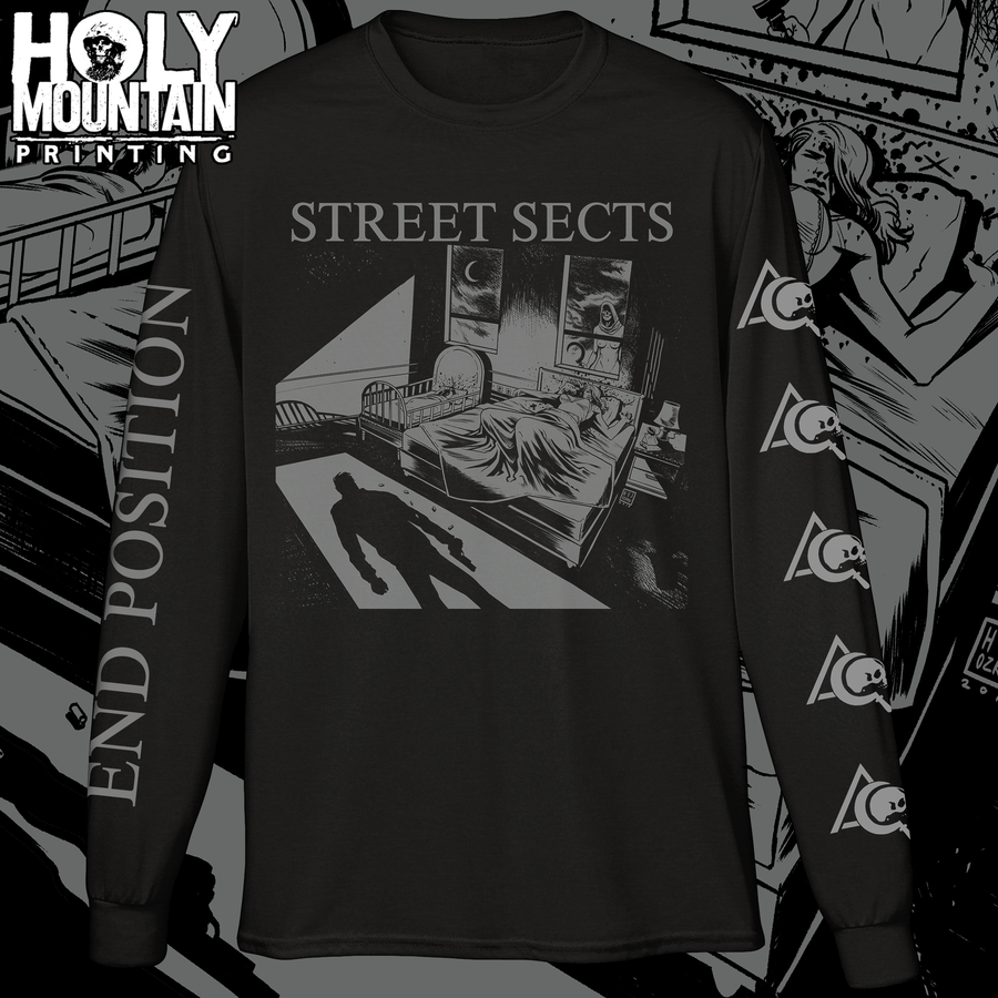 "STREET SECTS ""END POSITION"" LONG SLEEVE"
