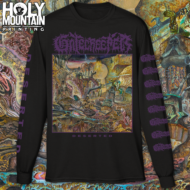 "GATECREEPER ""DESERTED"" LONG SLEEVE"
