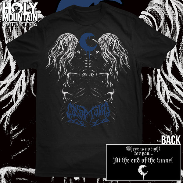 "LEVIATHAN ""NO LIGHT"" SHIRT"