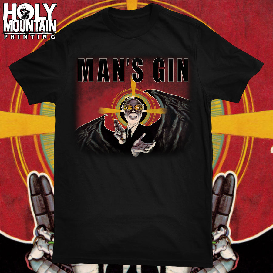 "MAN'S GIN ""THREE STIGMATA"" SHIRT"