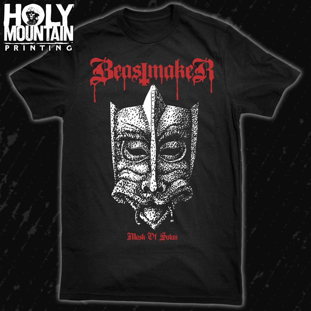 "BEASTMAKER ""MASK OF SATAN"" SHIRT"
