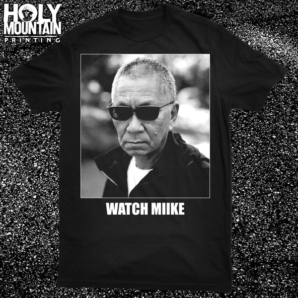 WATCH MIIKE SHIRT