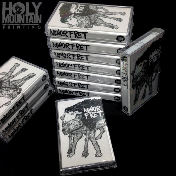 "MINOR FRET ""FOUR"" CASSETTE TAPE"