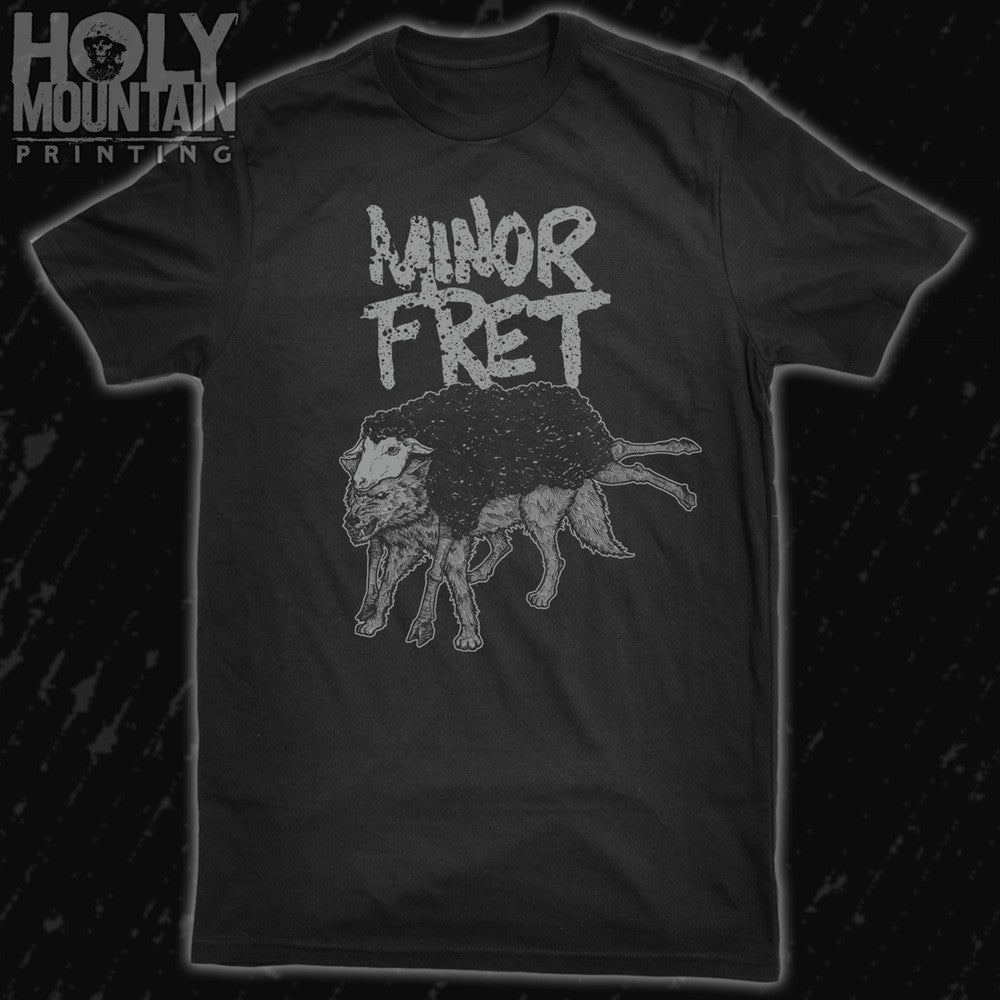 "MINOR FRET ""FOUR"" SHIRT"