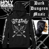 "MORTIIS ""DDM"" PULLOVER HOODED SWEATSHIRT"