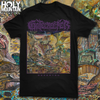 "GATECREEPER ""DESERTED"" BLACK SHIRT"