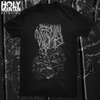 "VERMIN WOMB ""DISREPAIR"" BLACK SHIRT"