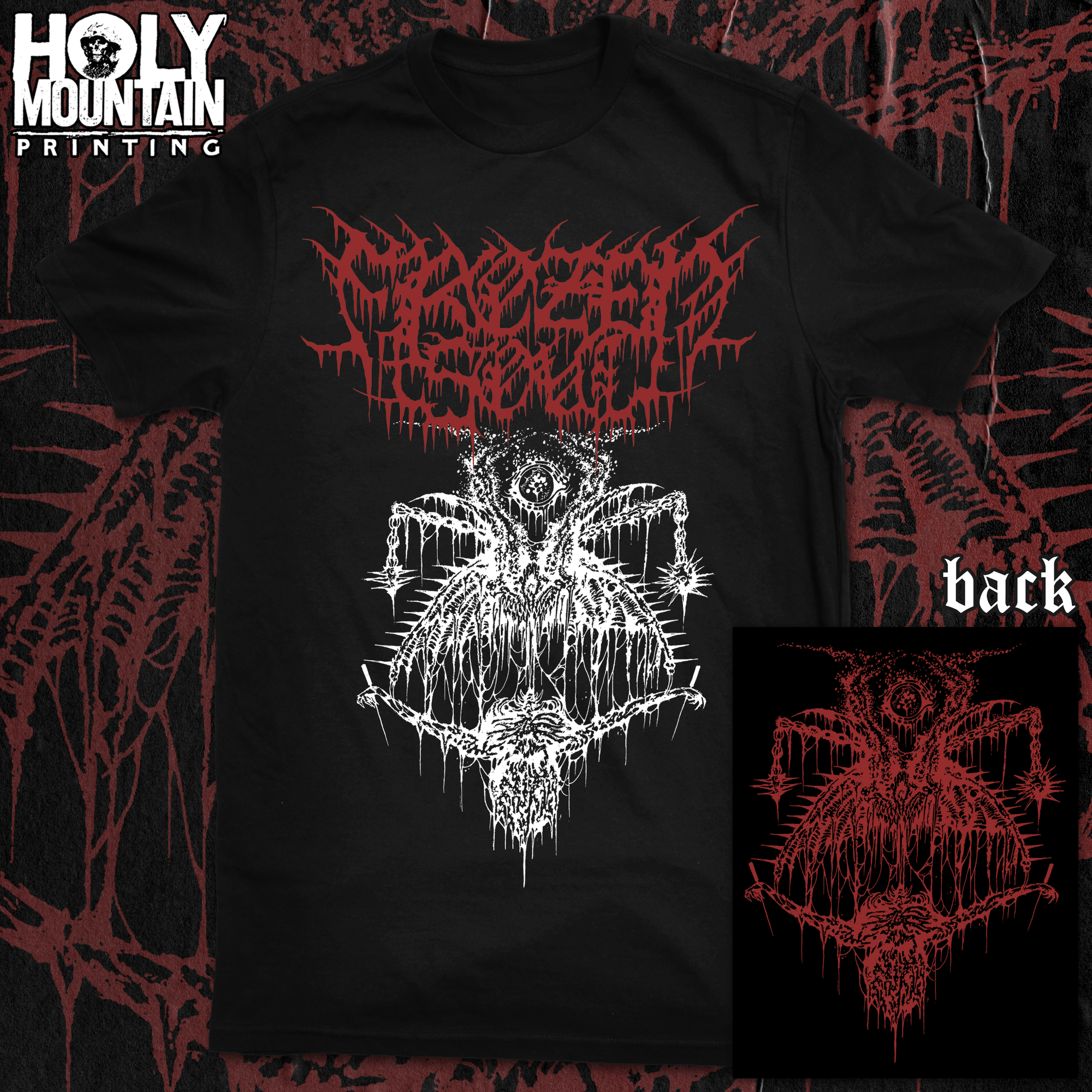 "FROZEN SOUL ""CRUCIFIXION"" SHIRT"