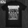 "OF FEATHER AND BONE ""DIVINE DECAPITATION"" SHIRT"