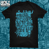 "HOLY MOUNTAIN TOY VAULT ""OGO TOYS BLUE"" SHIRT"