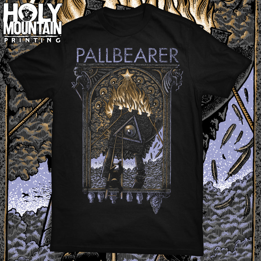 "PALLBEARER ""THE CHRYSALIS"" SHIRT"