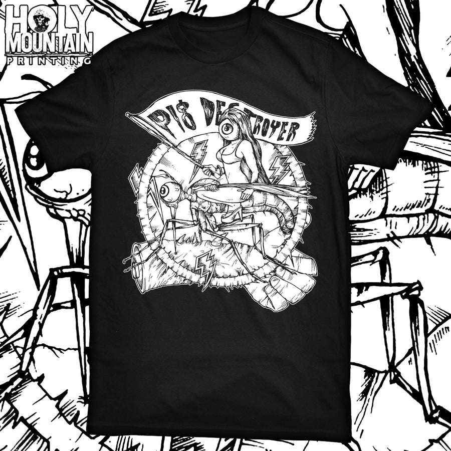 "PIG DESTROYER ""MOSQUITO"" SHIRT"