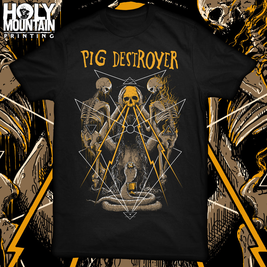 "PIG DESTROYER ""SUMMONING"" SHIRT"