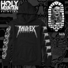 "RAW HEX ""BEWARE OF OWNER"" PULLOVER HOOD"