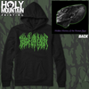 "BLOOD INCANTATION ""HIDDEN HISTORY OF THE HUMAN RACE"" PULLOVER HOOD"