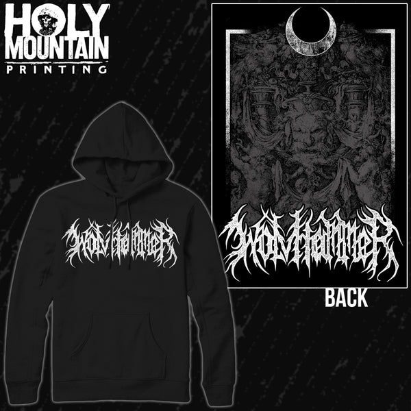 "WOLVHAMMER ""KILLING MOON"" HOODED SWEATSHIRT"