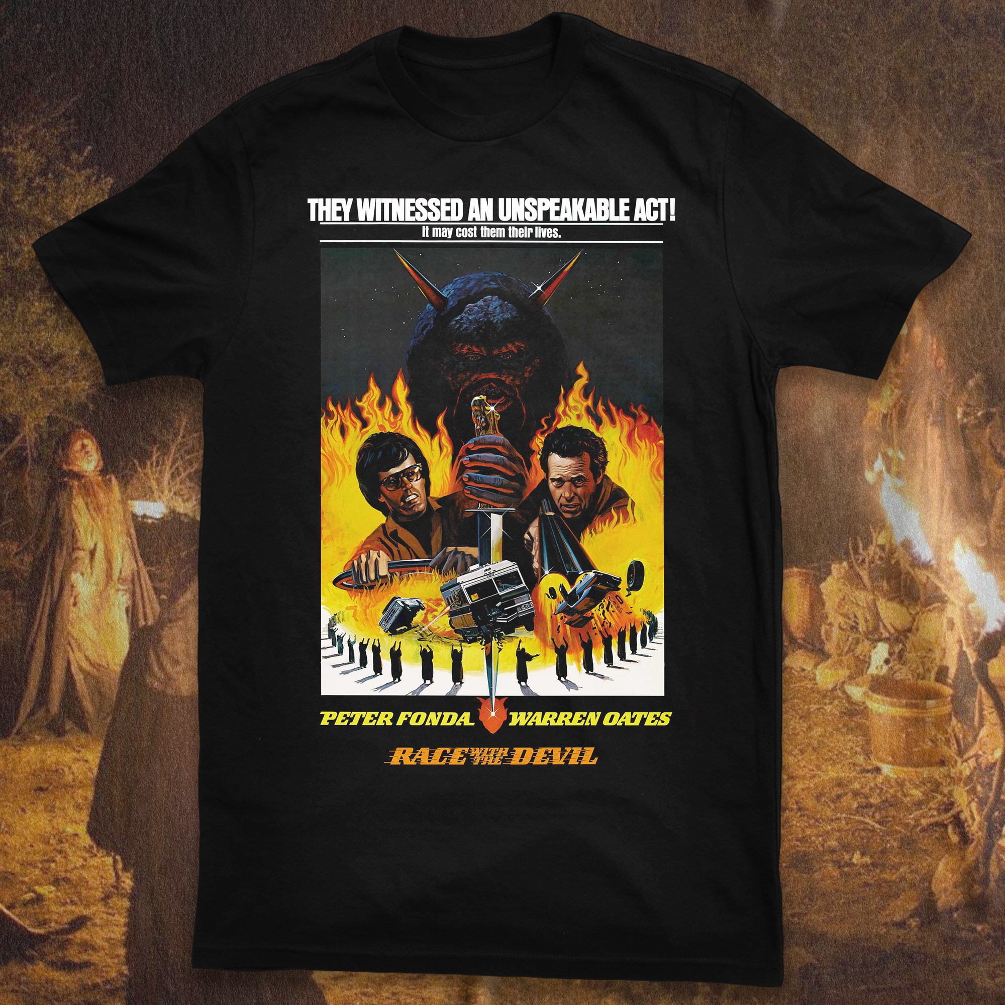 """DEVIL RACE"" SHIRT"