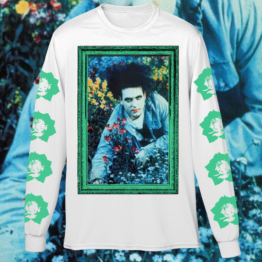 THE HANGING GARDEN LONG SLEEVE SHIRT