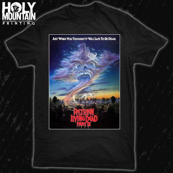 RETURN OF THE LIVING DEAD 2 SHIRT