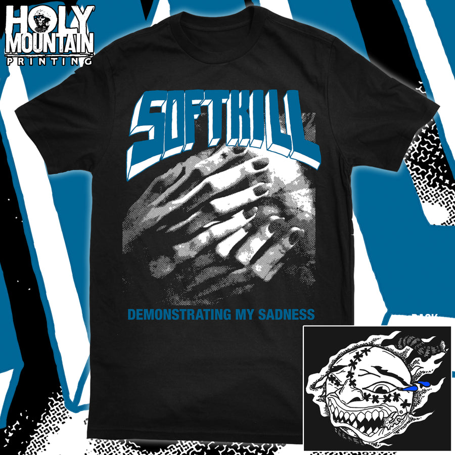 "SOFT KILL ""SADBALL"" SHIRT"