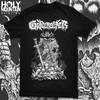 "GATECREEPER ""SAWBLADE"" BLACK SHIRT"