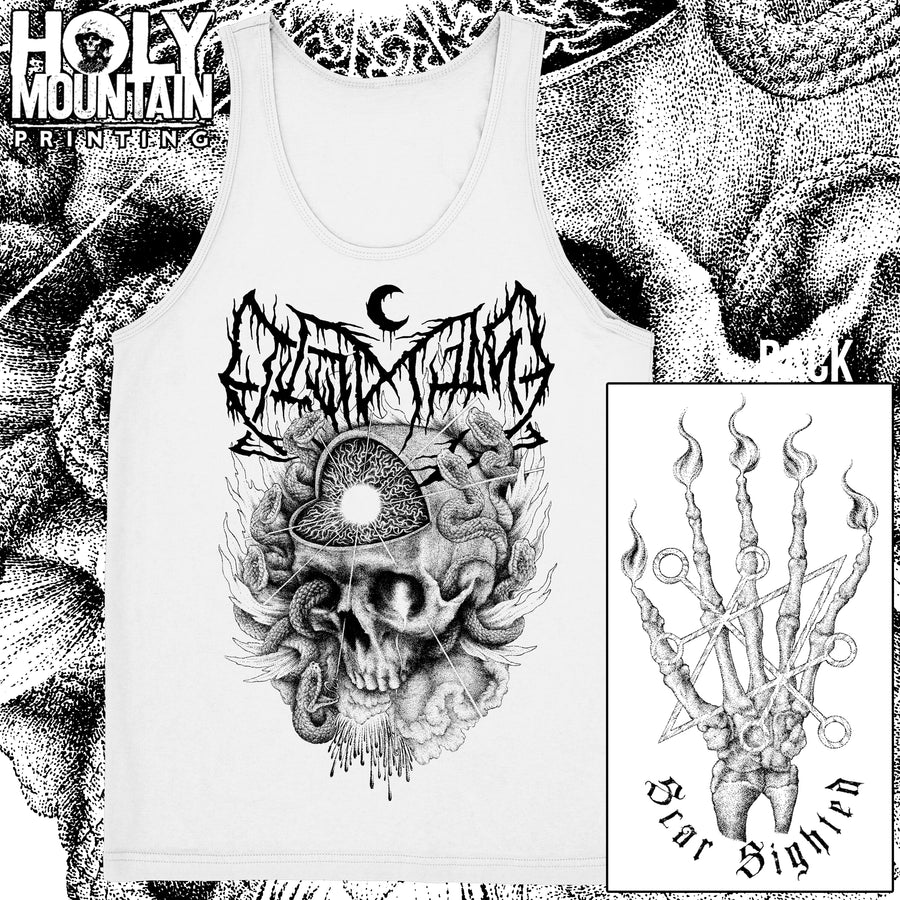 "LEVIATHAN ""SCAR SIGHTED"" TANK TOP"