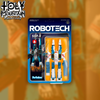 SUPER7 - ROBOTECH REACTION FIGURE - SDF-1