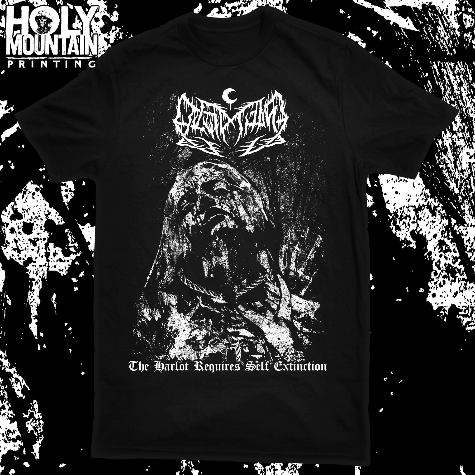 "LEVIATHAN ""SELF EXTINCTION"" SHIRT"