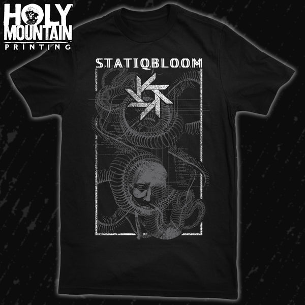 "STATIQBLOOM ""SERPENT"" SHIRT"