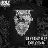 "RAW HEX ""UNHOLY PUNKS"" SHIRT"