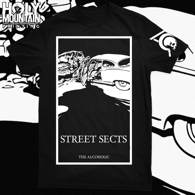 "STREET SECTS ""THE ALCOHOLIC"" SHIRT"