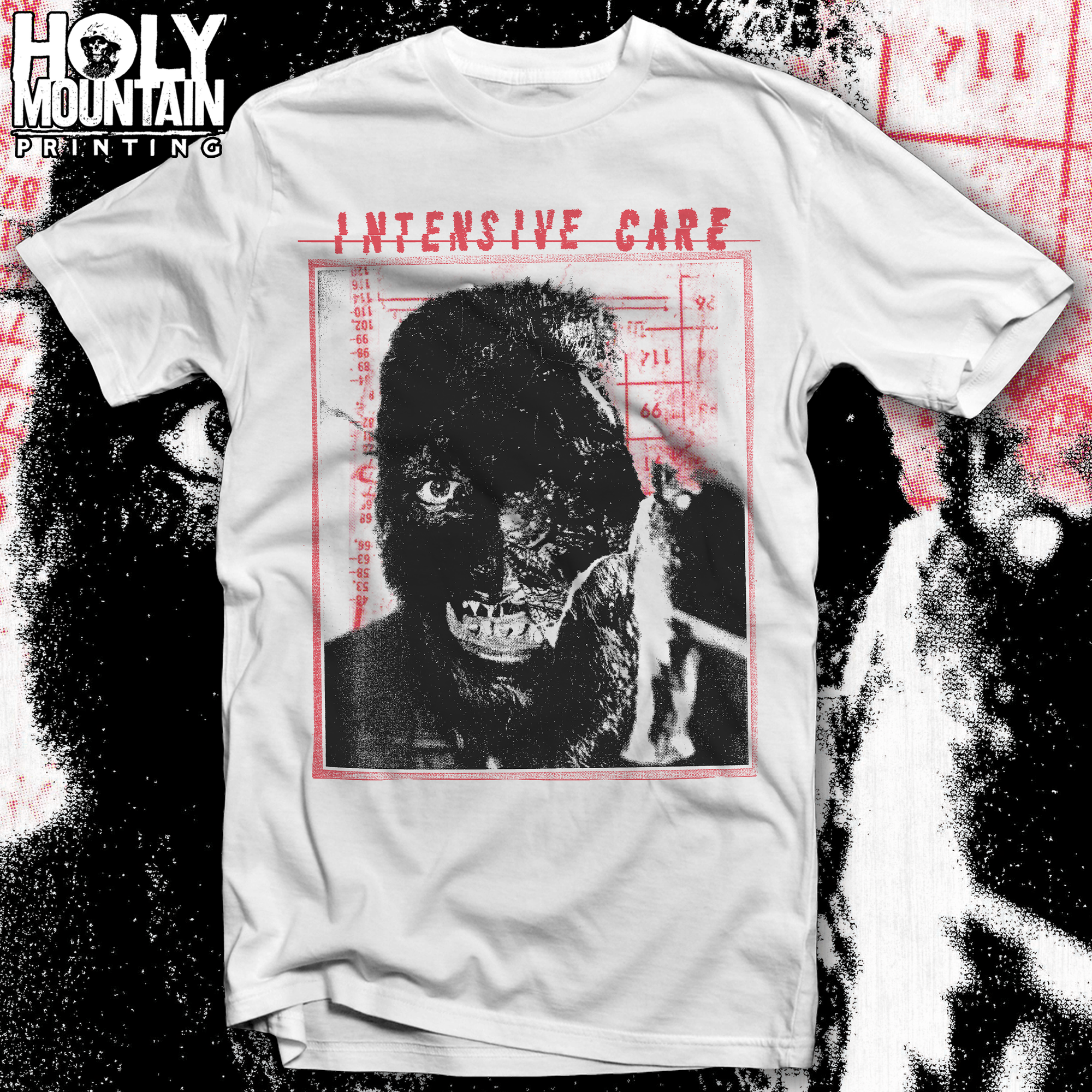 "INTENSIVE CARE ""EXIT STRATEGY"" SHIRT"