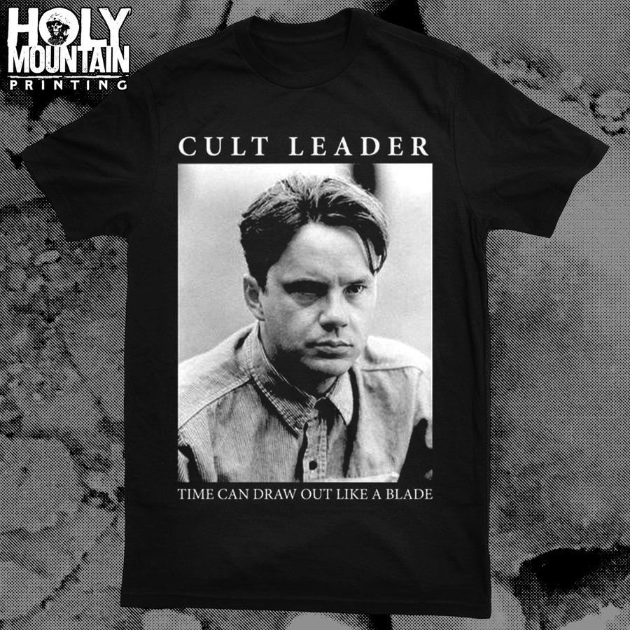 "CULT LEADER ""ANDY DUFRESNE"" SHIRT"