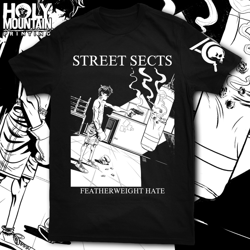 "STREET SECTS ""FEATHERWEIGHT HATE"" SHIRT"