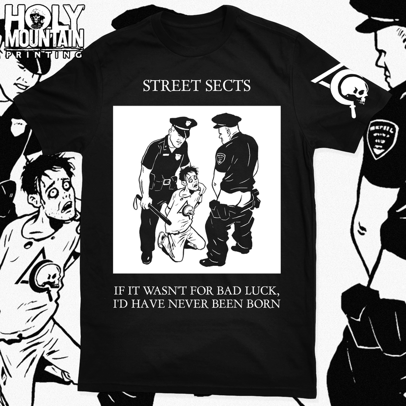 "STREET SECTS ""BAD LUCK"" SHIRT"