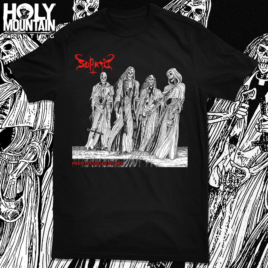 "SOFT KILL ""THE OATH"" SHIRT"
